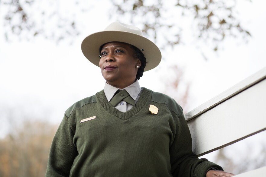 For the past 28 years, Nichole McHenry has worked for seven national park sites. She said the reason why she works as hard as she does is because she wants the National Park Service to reflect the entire country.