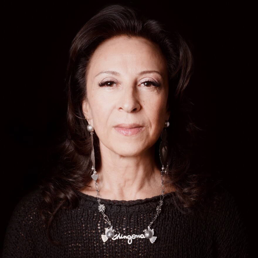 """Maria Hinojosa is an award-winning journalist and author of """"Once I Was You: A Memoir of Love and Hate in a Torn America."""""""