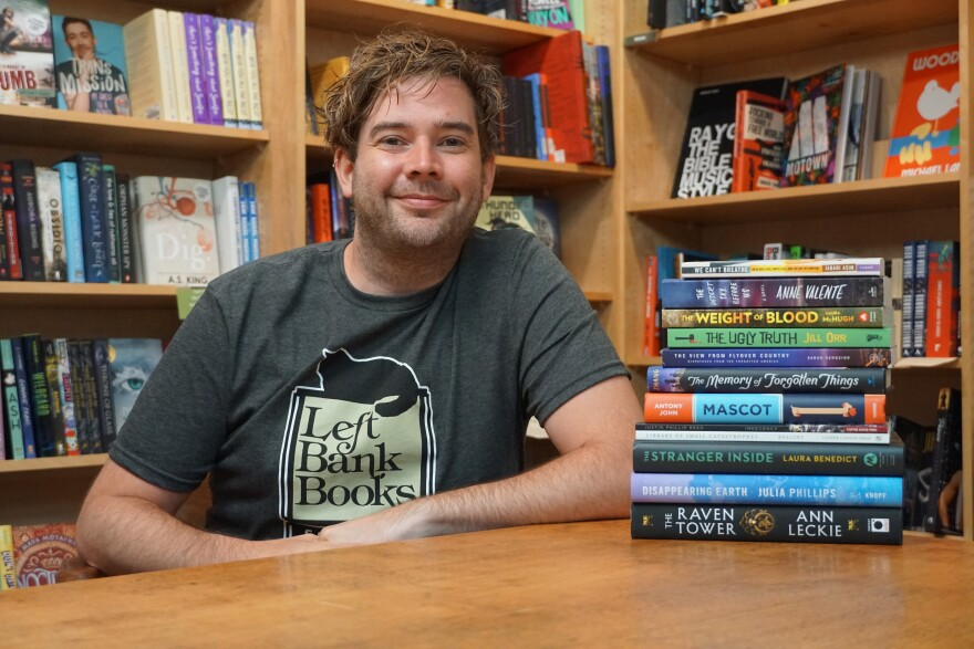 Left Bank Books event host Shane Mullen recommends 10 books written in or about the St. Louis region.