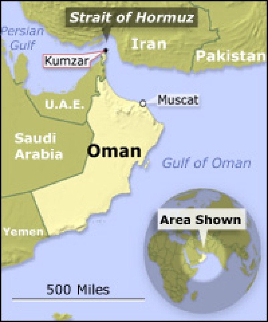 Despite the volatility of the Persian Gulf region, Oman has managed to maintain good relations with all its neighbors.