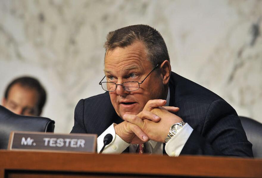 Senator Jon Tester