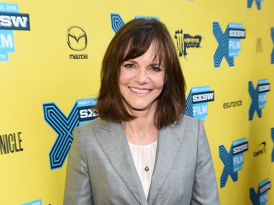 Actress Sally Field attends the premiere of <em>Hello, My Name Is Doris</em> during the 2015 SXSW Festival last March.