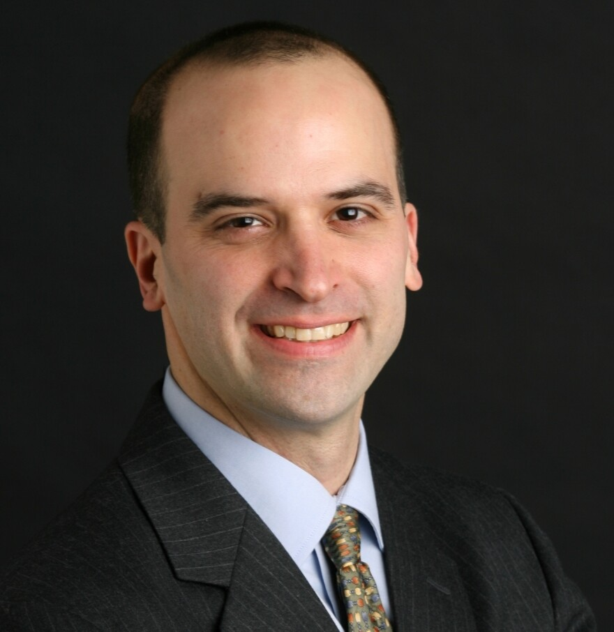 David Leonhardt, the Washington bureau chief of <em>The New York Times</em>, won a Pulitzer Prize last year for his columns about the economy.