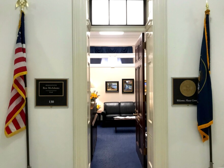 Photo of office.
