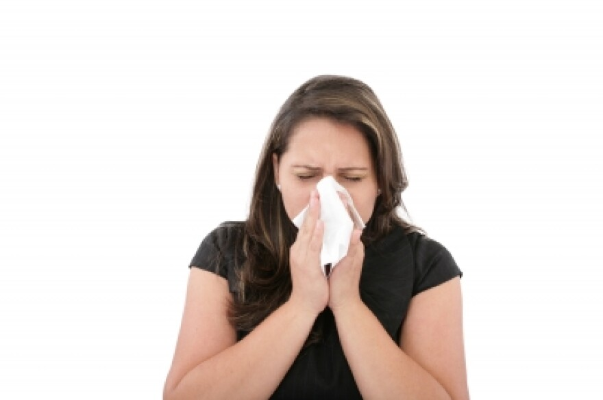 An effective way to prevent contagion is to wash hands after blowing your nose.