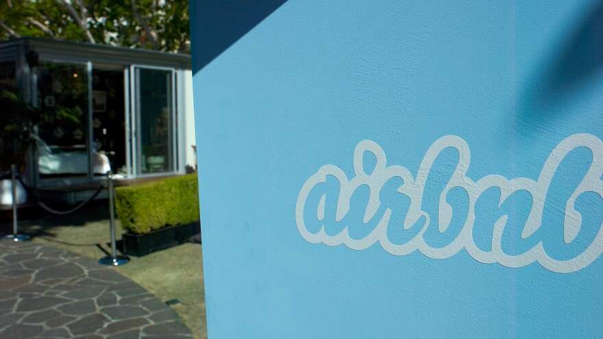 """Airbnb, the online apartment lending service, is just one of many services that have popped up in the """"sharing economy"""" that let people lend out their unused assets or services for extra money."""