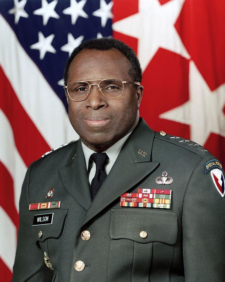 Gen. Johnnie Wilson