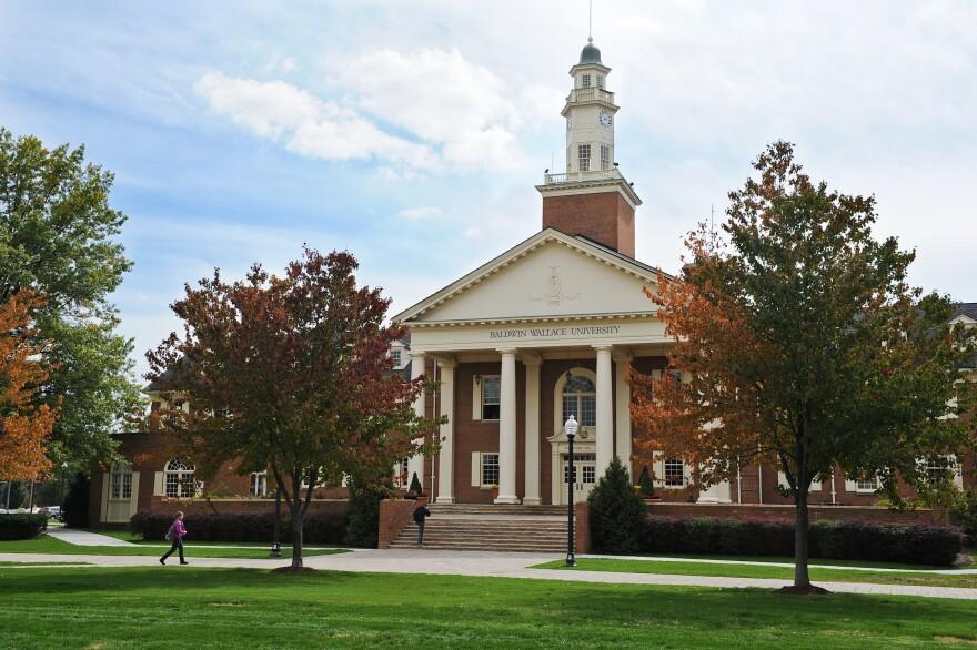 a photo of Baldwin Wallace University