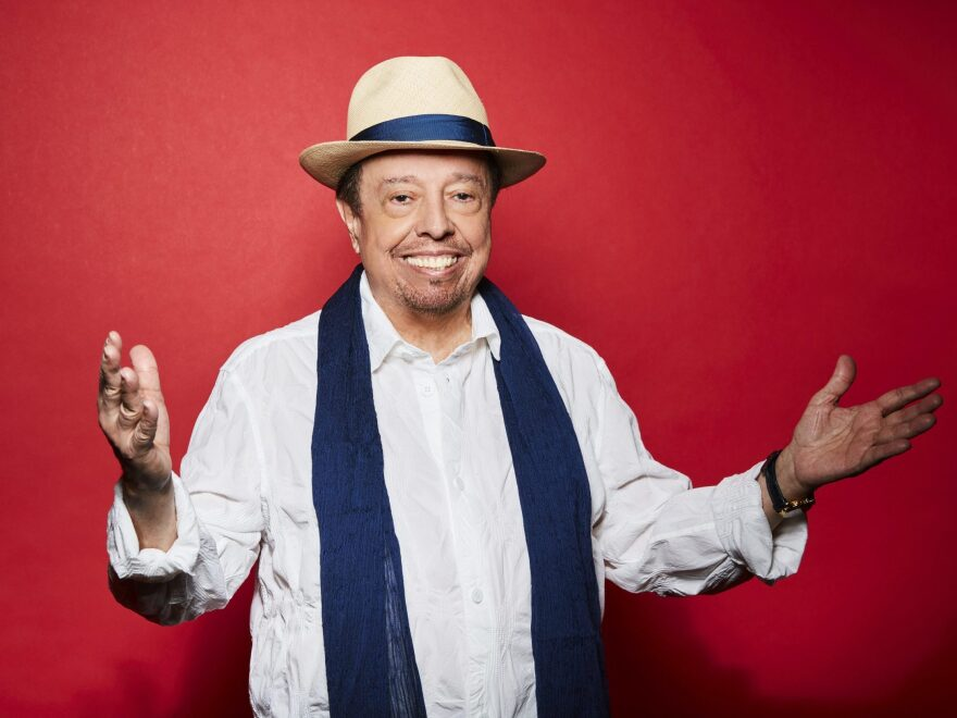 In an over 60-year career Sergio Mendes has helped pioneer bossa nova and worked with everyone from Frank Sinatra to will.i.am. His newest album is <em>In The Key Of Joy</em>.
