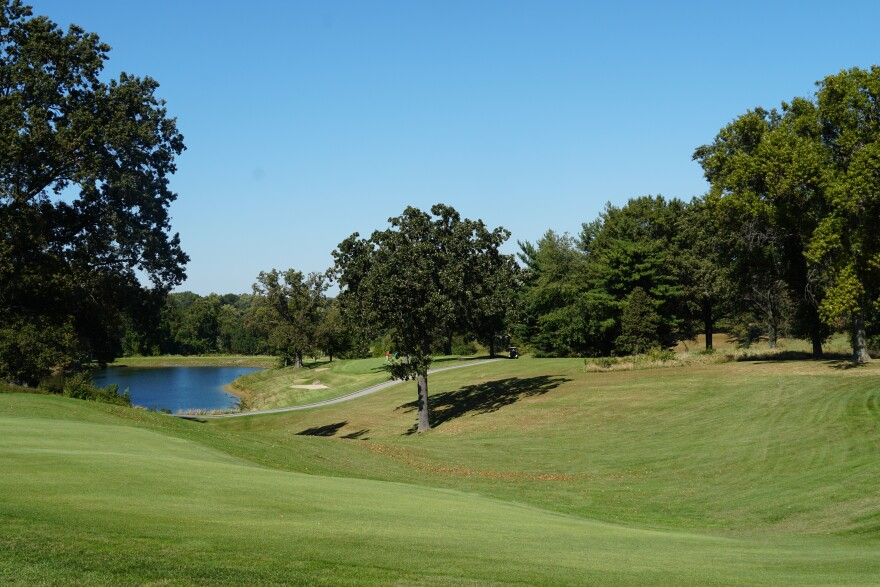 Taken on 10/08/19 at Norwood Hills Country Club