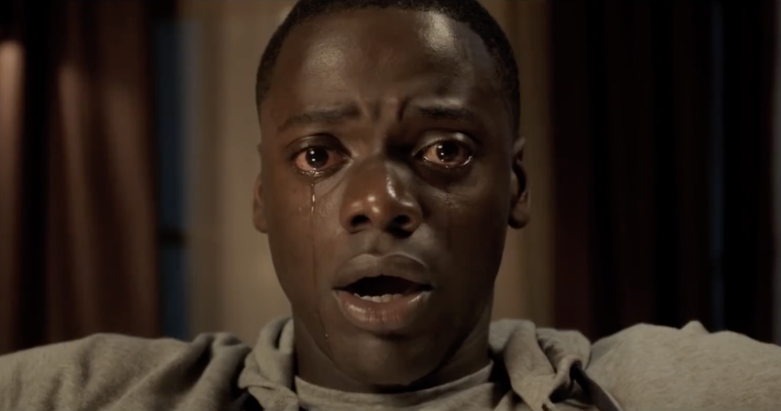 "Daniel Kaluuya portrays Chris Washington in Jordan Peele's 2017 film ""Get Out."" Baylor University English professor and author Greg Garrett calls it one of the most important films ever made about race in America."