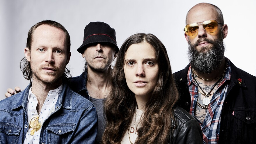 Baroness' <em>Gold & Grey</em> comes out June 14.