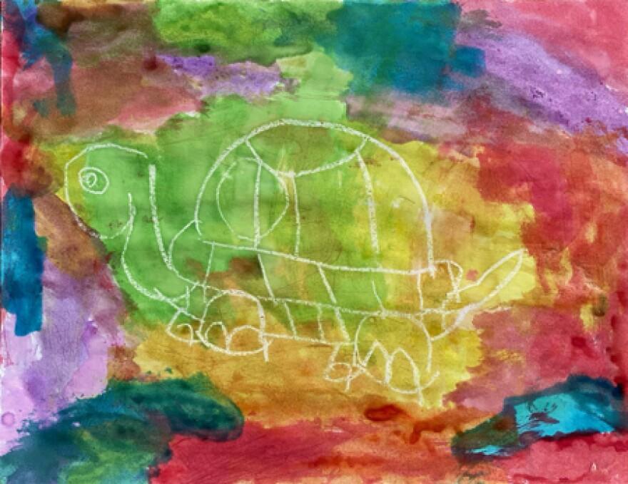 MCNAY ART MUSEUM'S PICK – Elena Cortez – Tortoises – Pre-K