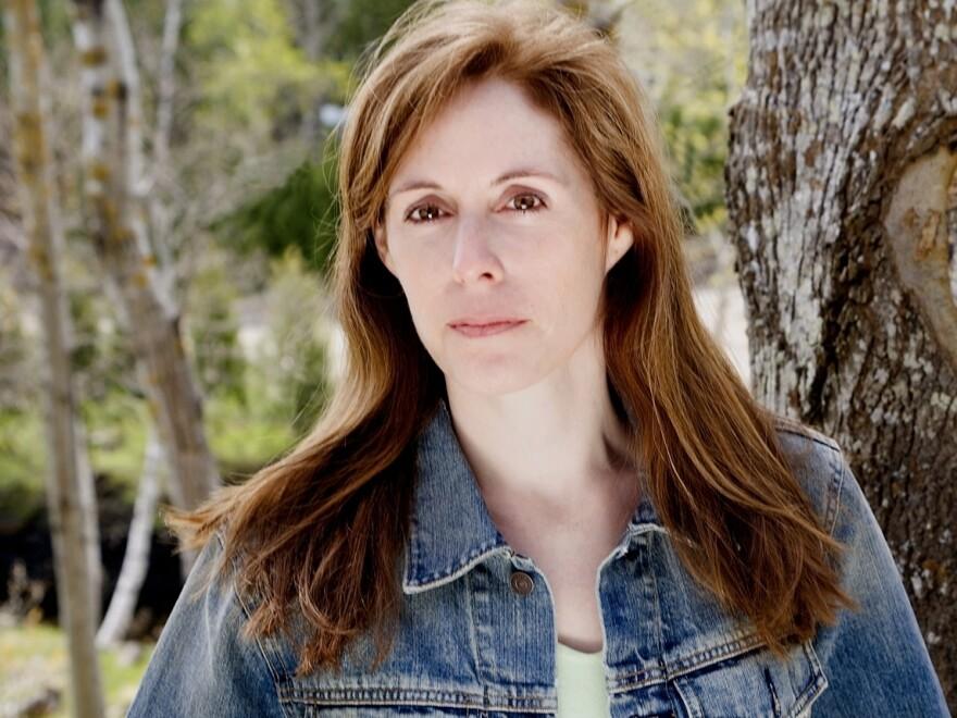 Laurie Halse Anderson's debut novel, <em>Speak</em>, was a National Book Award finalist.