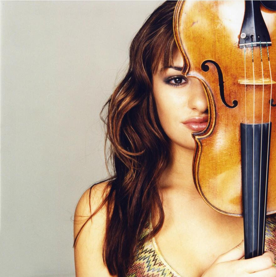 """Violinist Nicola Benedetti, whose interview with the <em>Scottish Sun</em> this week sparked a furor — including the writer being called a """"numpty,"""" or fool."""