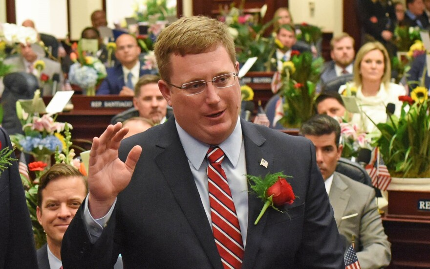 State Rep. Lawrence McClure of Dover