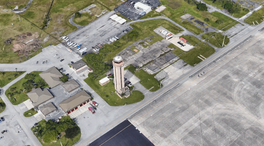 Homestead Air Reserve Base Google Earth