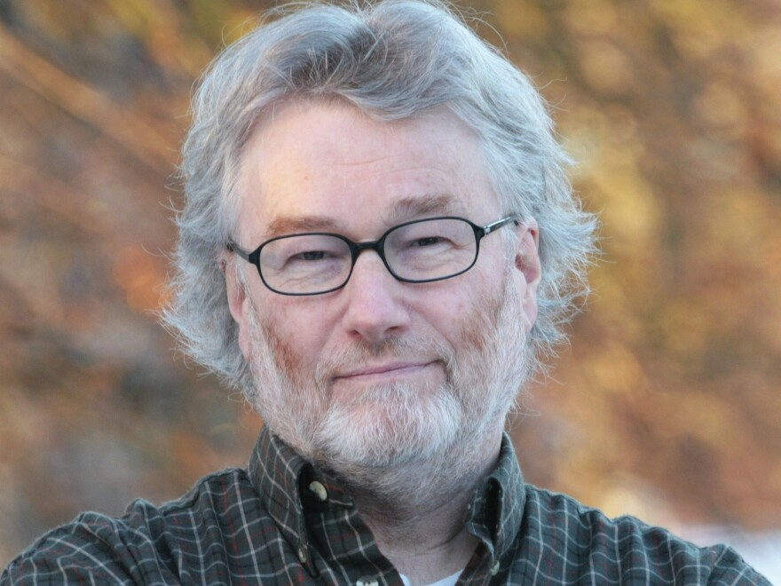 "When Iain Banks died in June at the age of 59, the <em>Telegraph</em> newspaper described him as ""two of our finest writers."""