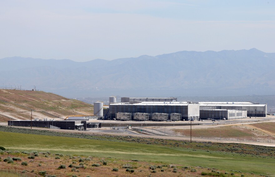 A new National Security Agency data center is set to open in Bluffdale, Utah, in the fall.
