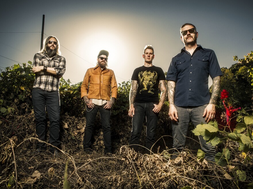 "Mastodon's ""A Spoonful Weighs a Ton"" is featured in September's edition of <em>Heavy Rotation</em>."