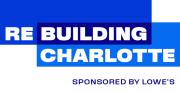 Rebuilding Charlotte logo series page