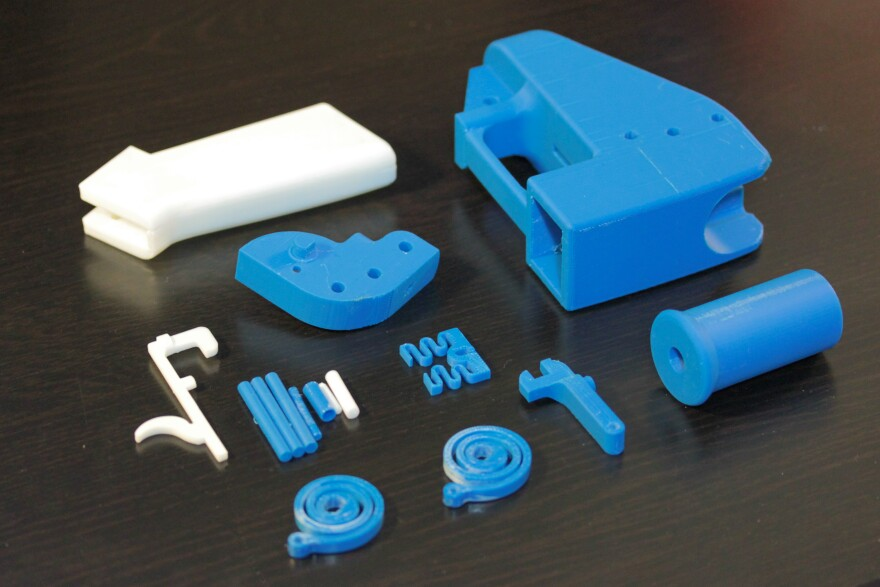 In July, a federal judge blocked the online publication of instructions for how to make guns with 3D printers.