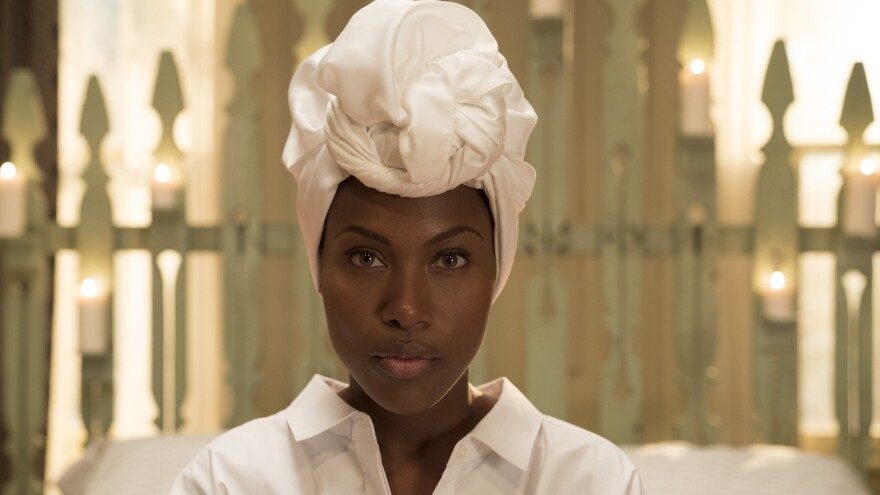 """DeWanda Wise plays Nola, a self-described """"sex-positive, polyamorous, pansexual,"""" in the Neflix series <em>She's Gotta Have It</em>."""