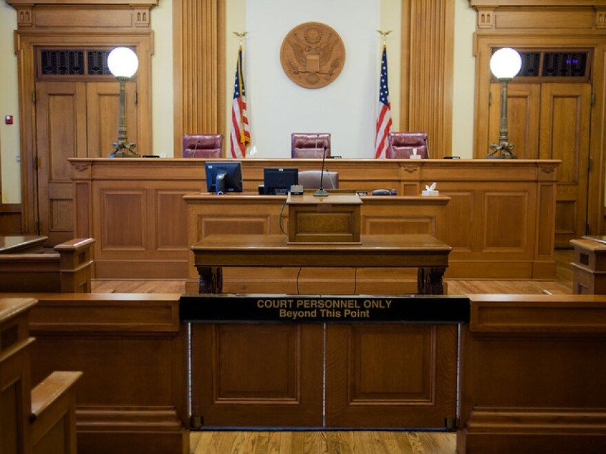 This courtroom shows where businesses believe they are unfairly treated, especially in Florida, which ranked 46th in the nation for its business lawsuit climate.