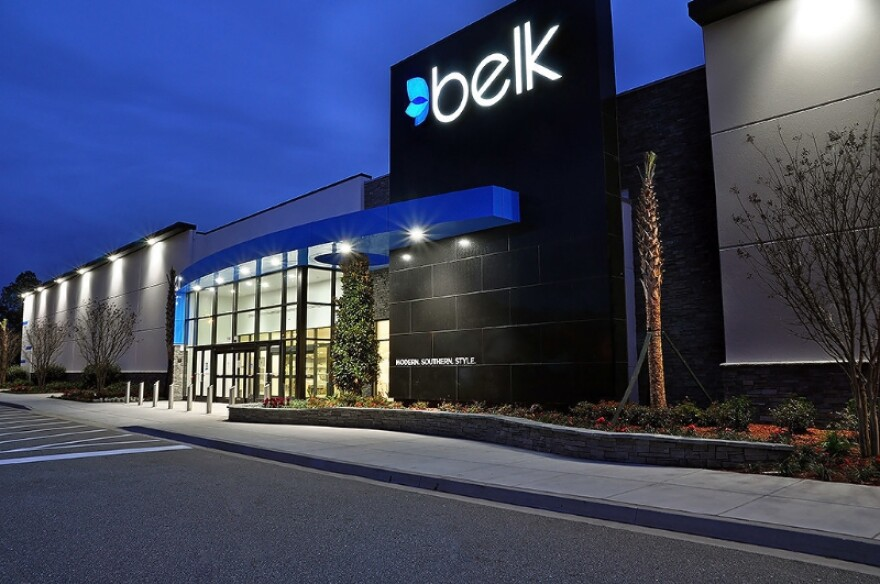 Belk store to be used only with Sycamore acquisition stories.