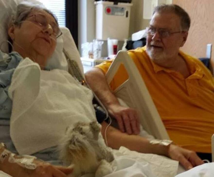 Nancy_and_Bucko_Franck_at_the_hospital..jpg