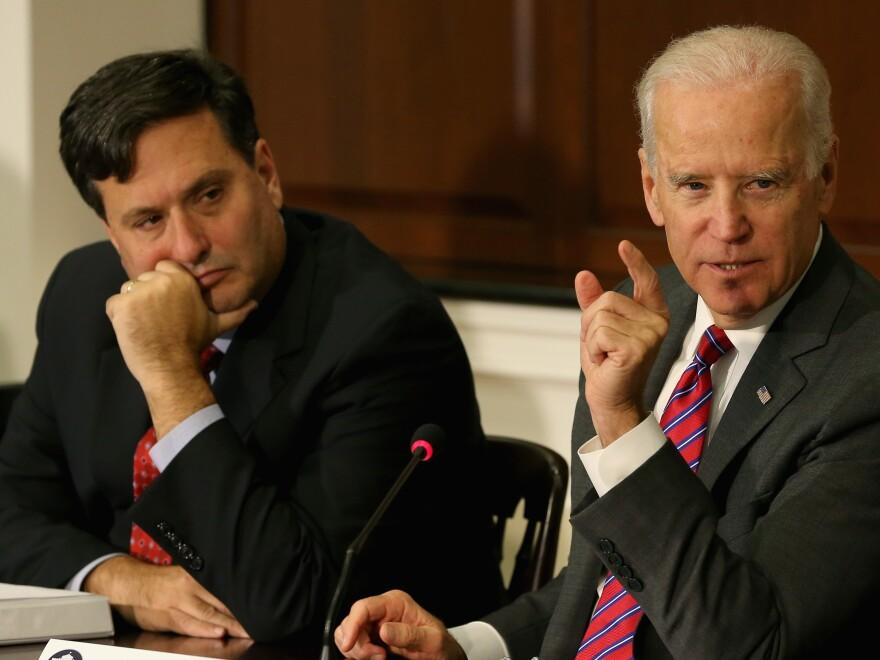 Ron Klain has been named President-elect Joe Biden's chief of staff.