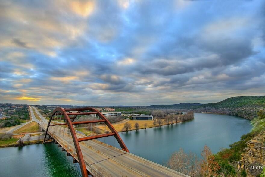 Lake Austin at 360 Bridge