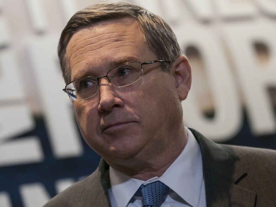 Sen. Mark Kirk of Illinois is the most vulnerable Republican in the country. His race tops the list of seats most likely to change party control this year.