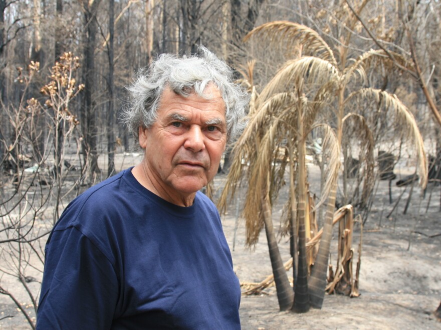 Aboriginal people have generations of knowledge about managing the landscape of Australia, but Noel Butler says they're ignored by public officials who rely on massive controlled burns.