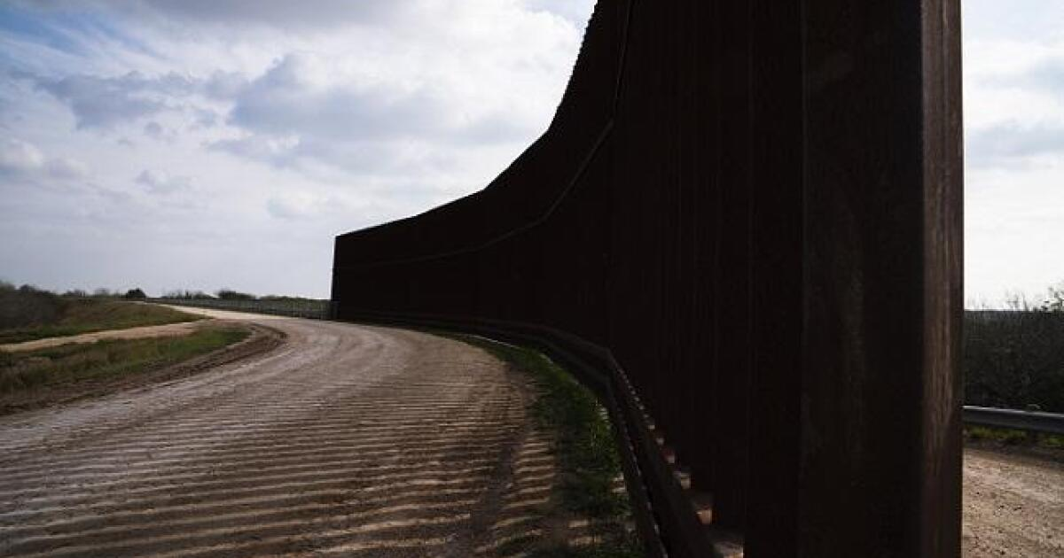 Trump Administration Extends Southern Border Emergency Status For Another Year