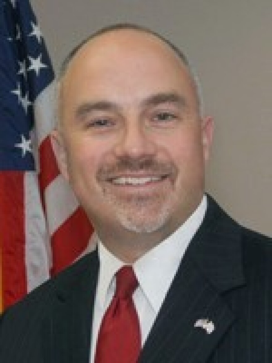 State Rep. Matt Hudson, R-Naples