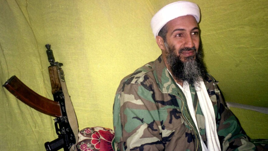 "Osama bin Laden wrote in a will that he had a fortune of about $29 million and that he wanted it spent ""on Jihad."" The will was among more than 100 bin Laden documents released Tuesday by the U.S. government."