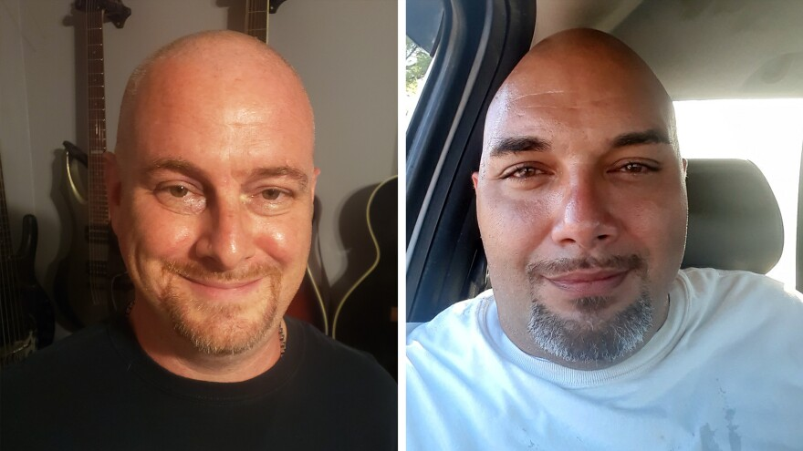 Scott Hobgood and Jason Niupulusū grew up in Webster County, Ky., and joined NPR's David Greene for a roundtable discussion about race and social justice.