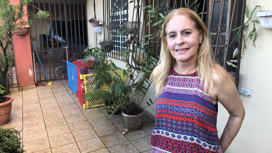 After Mabel Román Padró sued the Puerto Rican government, it agreed to translate an important report about Hurricane Maria recovery from English to Spanish so she and most of the island's residents could read it.