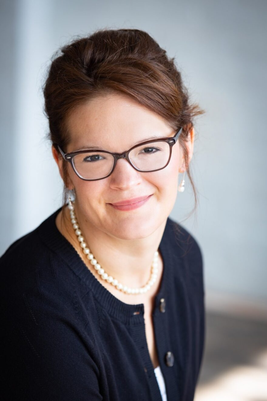 """Eliese Colette Goldbach, author of """"RUST: A Memoir of Steel and Grit"""""""