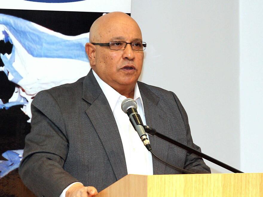 Former Mossad chief Meir Dagan.