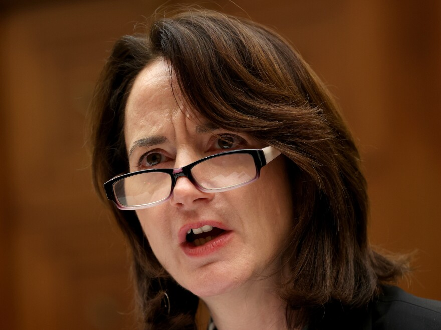 Avril Haines pictured in January 2020. If appointed, Haines will become the first woman to become the director of national intelligence.