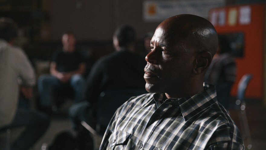 """""""Everybody makes mistakes — some a little more costly than others,"""" says James Thomas. Thomas was released from prison last year for a murder he committed when he was 17. Now 47, he says the key to life is patience."""