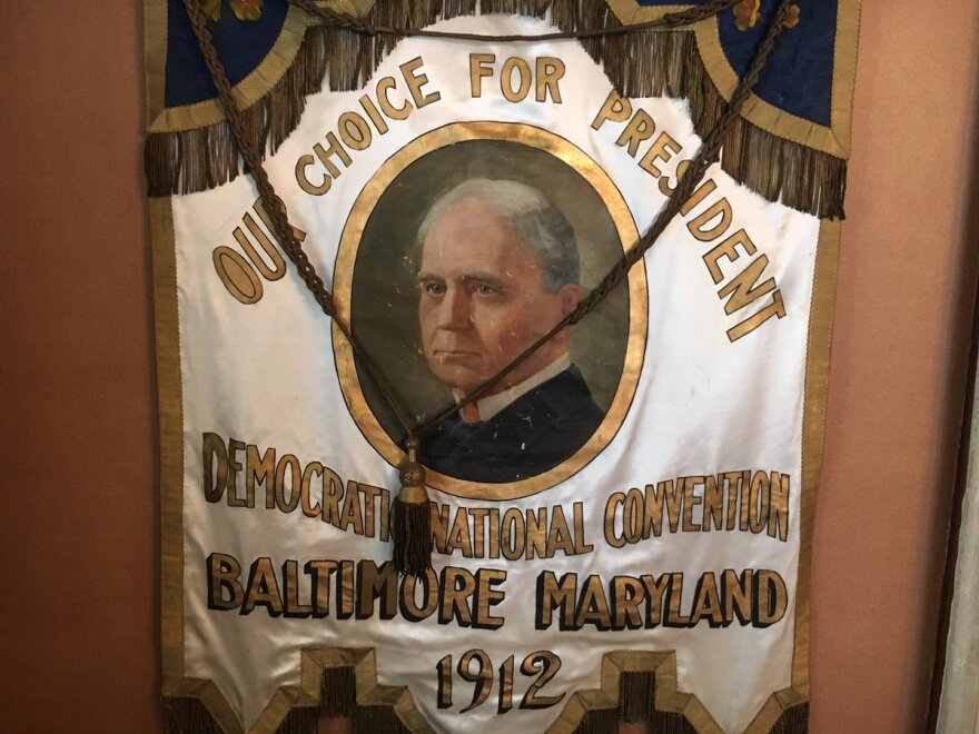 Bowling Green native Champ Clark nearly became the Democratic nominee for president in 1912, only to fall short to Woodrow Wilson. Many believe if he had snagged the nomination, he would have become president that year.
