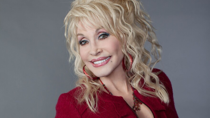 """""""I take my work real serious,"""" Dolly Parton says. """"But I don't take myself all that serious."""" Her latest album, <em>Blue Smoke</em>, comes out May 13."""