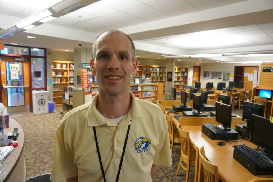 Kevin Kuehner is a Guidance Counselor at Ponitz Career Technology Center. He serves approximately 200 seniors and 400 students throughout the school.