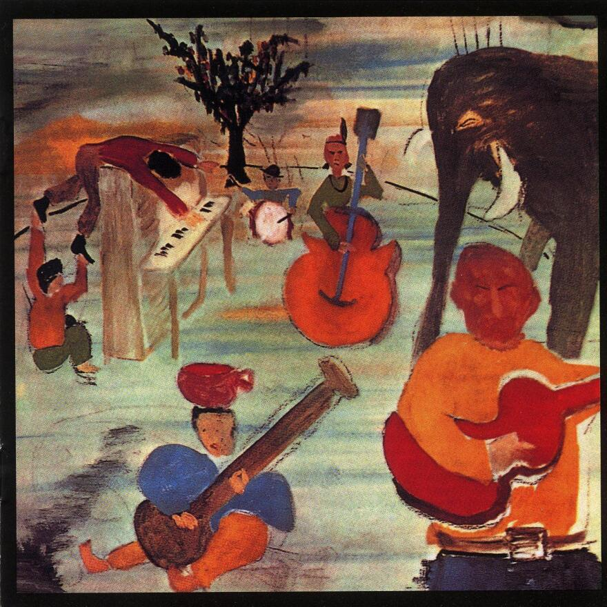 The Band's <em>Music From Big Pink</em> was released July 1, 1968.