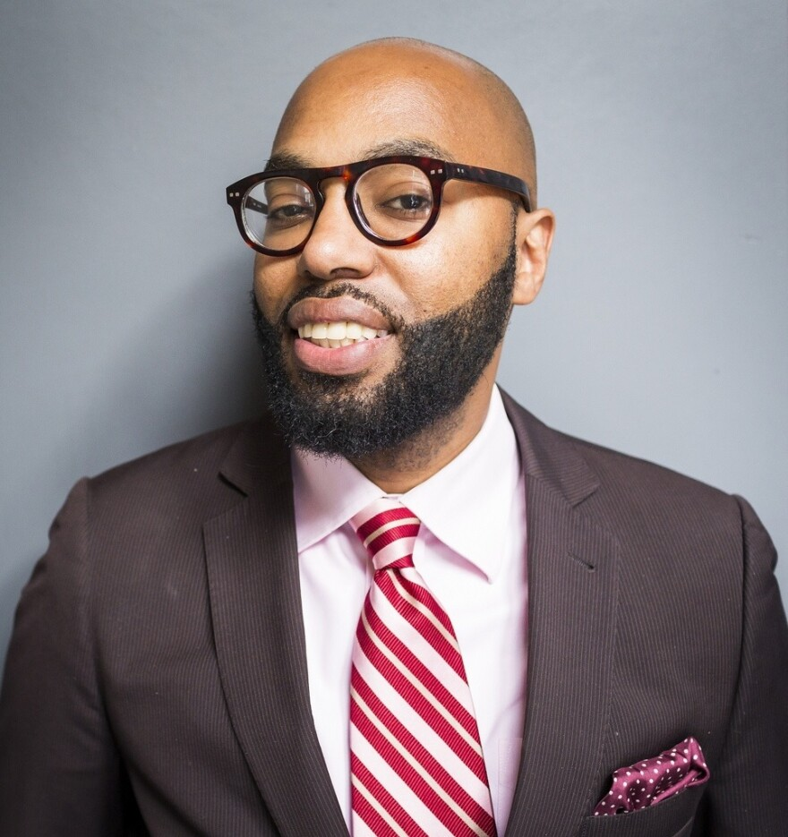 Christopher Emdin, author of <em>For the White Folks Who Teach in the Hood ... and the Rest of Y'all Too.</em>