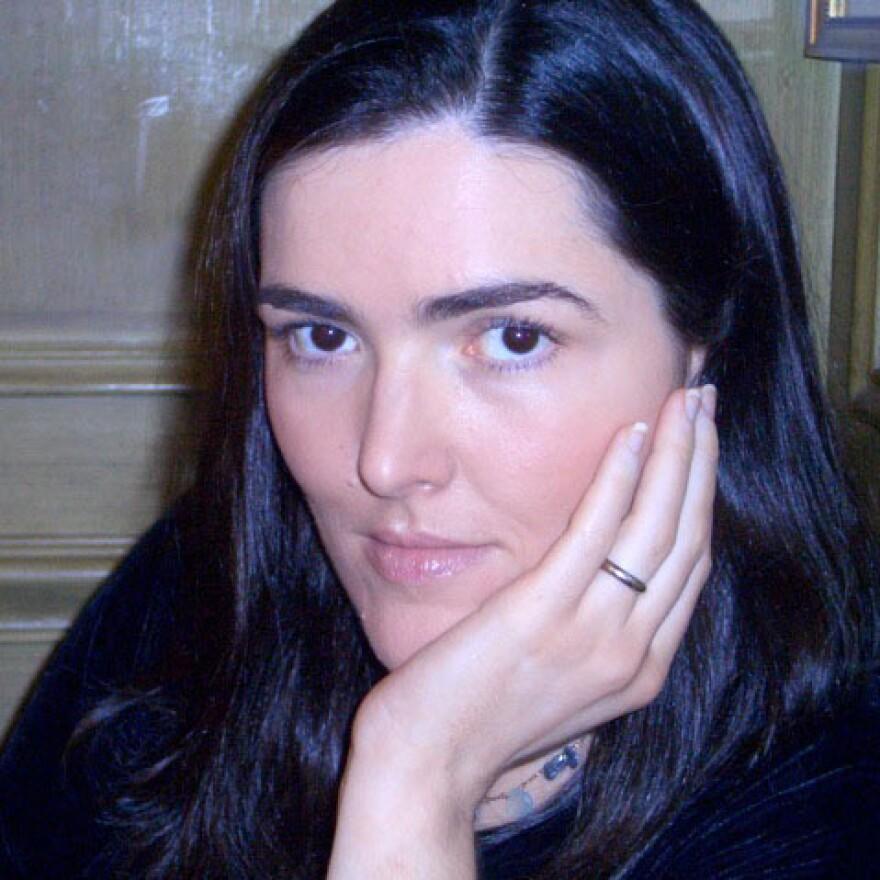 Novelist Amanda Filipacchi is the author of<em> Nude Men</em>,<em> Vapor</em> and<em> Love Creeps.</em>