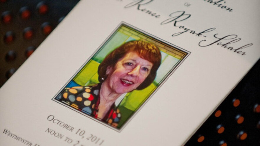 Colleagues of Renee Royak-Schaler at the University of Maryland School of Medicine paid for and conducted an autopsy that revealed that cancer had ravaged her body. Today, autopsies are conducted on just 5 percent of patients.